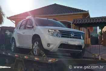 Dois veículos roubados em Porto Alegre são recuperados na região - GAZ