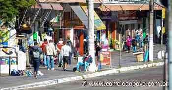 Coronavírus se move pelas vias arteriais de Porto Alegre - Jornal Correio do Povo
