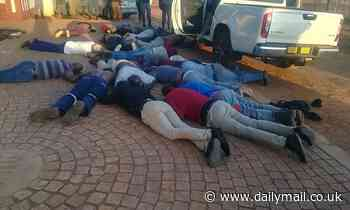 Church massacre leaves five dead as police negotiate with captors in Johannesburg