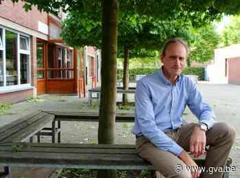 Directeur Laurent Heyman neemt na ruim 40 jaar afscheid van 'zijn' Don Boscoschool - Gazet van Antwerpen
