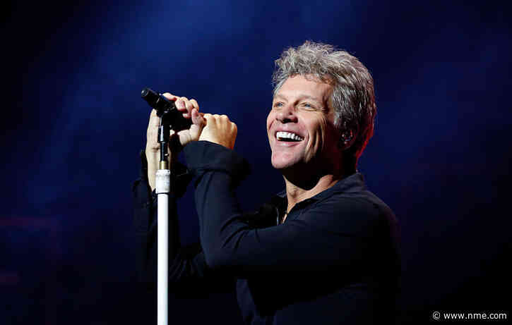 Bon Jovi's new song 'American Reckoning' hears band reflect on George Floyd's death