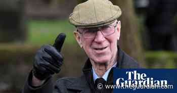 Jack Charlton - a life in pictures
