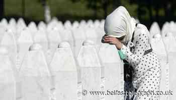 Survivors mark 25th anniversary of Srebrenica massacre