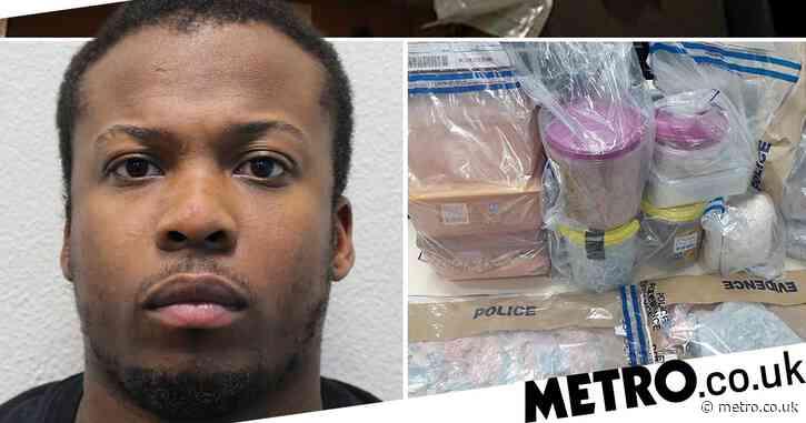 Man jailed after huge stash of MDMA found hidden in children's toys