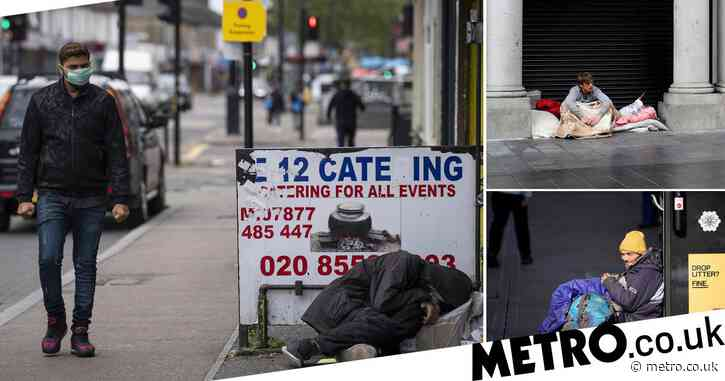 At least 16 homeless people in the UK have died from coronavirus