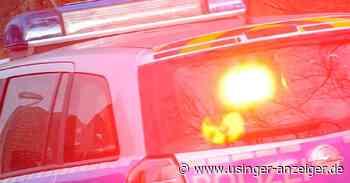 Oberursel: Rollator von Auto erfasst - Usinger Anzeiger