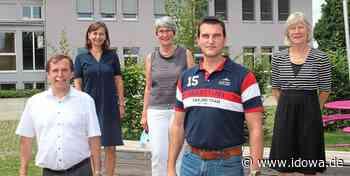 Landau an der Isar: Heidi Hilmer ist die Neue am Gymnasium - idowa