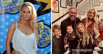 Jessica Simpson Celebrates Overcoming Body Issues, Criticism, And Addiction On Her 40th Birthday - News Lagoon