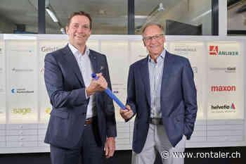 IT Unternehmer Patrick Wyss wird neuer Präsident des TECHNOPARK® Luzern - - rontaler