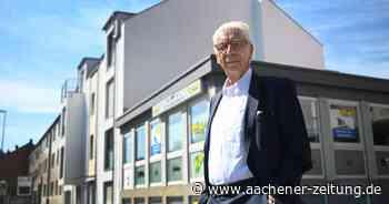 Unternehmer verklagt Stadt Aachen: Streit um digitale Werbefläche kommt vor Gericht - Aachener Zeitung