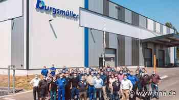 Burgsmüller produziert nach Umzug aus Kreiensen jetzt in Einbeck und erweitert Kapazität - HNA.de