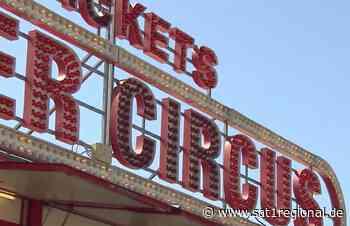 """Neues Projekt: Zirkus Charles Knie eröffnet """"Circus-Land"""" in Einbeck - Sat.1 Regional"""