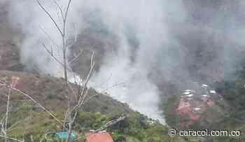 Controlaron incendio en Guatiguará - Caracol Radio