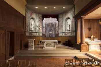 Sur les traces de Daguerre à Bry-sur-Marne Église Saint-Gervais-et-Saint-Protais samedi 19 septembre 2020 - Unidivers
