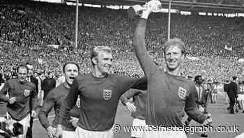 Jack Charlton kept his World Cup winner's medal in a coal bucket – John Anderson