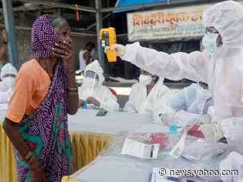 Photos: India's megacities are plagued by coronavirus complacency that is stoking the world's third highest infection rate