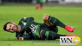 Renato Steffen: Kann mir vorstellen, in Wolfsburg zu bleiben - Wolfsburger Nachrichten