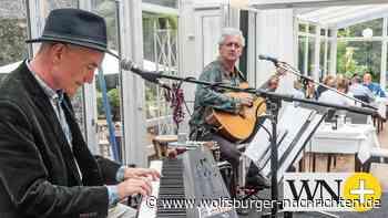 Dylan Vaughn und Martin Burns bieten in Wolfsburg Handgemachtes - Wolfsburger Nachrichten