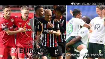 Im Liveticker: Auslosung der Europa League mit Leverkusen, Frankfurt und Wolfsburg - Sportbuzzer