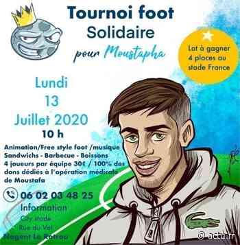 Nogent-le-Rotrou : Un tournoi de football pour aider Mustapha - L'Action Républicaine