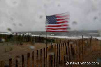Fay weakens to tropical depression over southeastern New York, NHC says