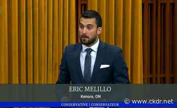 "Kenora MP ""Shocked"" With Economic Update - ckdr.net"