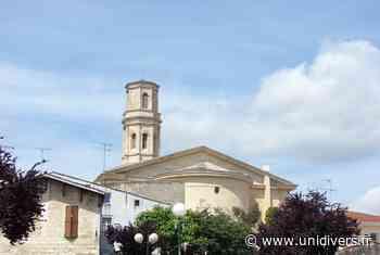 Journée du patrimoine : Visite de l'église Saint-Martin dimanche 20 septembre 2020 - Unidivers