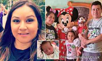 Family of Minnesota mom who gave birth while in hospital with COVID-19 fight for emergency treatment
