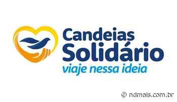 Candeias Solidário arrecada fundos para abastecer entidades e famílias com cestas básicas - ND