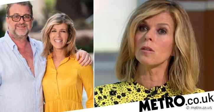 Kate Garraway suffering 'unimaginable pain' as husband Derek Draper battles for life in coma