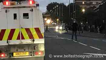 Police warn of consequences for those involved in north Belfast disorder
