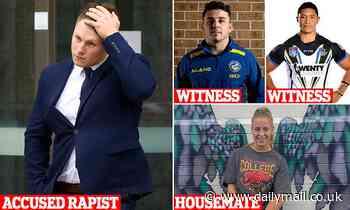 Kurt De Luis trial: Sordid claims at centre of rape case which has dragged in Parramatta Eels