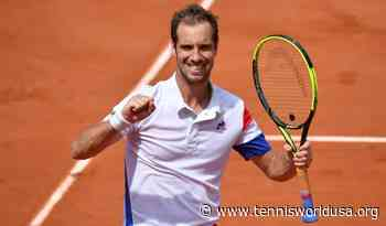 Richard Gasquet becomes 7th player to commit to Ultimate Tennis Showdown - Tennis World USA