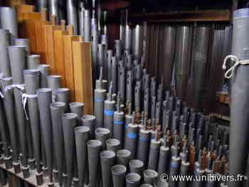 Découverte de l'orgue Église dimanche 20 septembre 2020 - Unidivers