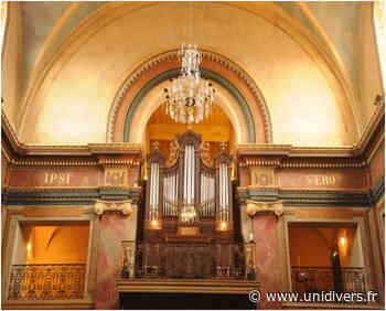 Concert Église dimanche 20 septembre 2020 - Unidivers