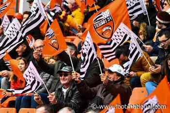Lorient : Un joueur de Saint-Priest s'engage (off)