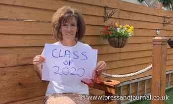 Graduations 2020: Aberdeenshire graduate hopes to help others after her own addiction battle | Press and Journal - Press and Journal