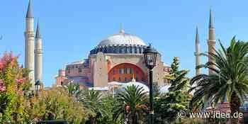 Internationale Kritik an Umwandlung der Hagia Sophia in Moschee