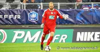 Football. FC Lorient : Matthieu Dreyer, une doublure de luxe pour Nardi - Le Télégramme