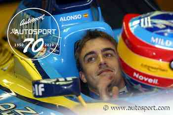 Autosport 70: How Alonso's Renault F1 story began
