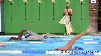 Pools prove popular as outdoor swimming returns