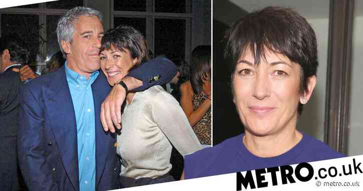 Ghislaine Maxwell 'has tapes of two famous US politicians having sex with underage girls'