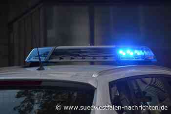 Verkehrsunfall auf L856 mit Straßensperrung - Südwestfalen Nachrichten | Am Puls der Heimat.