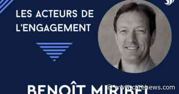 [Acteurs de l'engagement] Benoît Miribel, directeur santé publique de l'Institut Mérieux | via @Carenews - Carenews