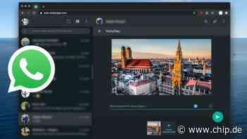 WhatsApp Desktop erhält Dark Mode: Windows-Version wird endlich schick - CHIP Online Deutschland
