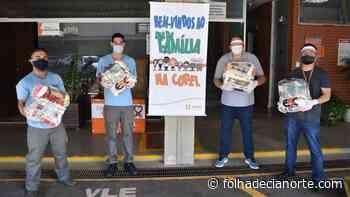 Voluntários da Copel doam mais 685 cestas básicas – Folha de Cianorte - Folha De Cianorte