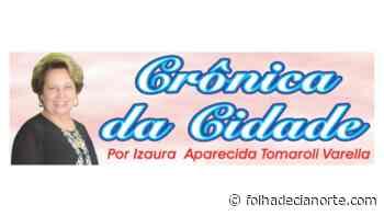 O OUTONO ACABOU - Folha De Cianorte