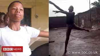 Nigeria: 11-year old dancer challenges ballet stereotypes