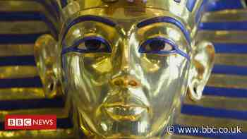 Tutankhamun's last tour: Behind the mask