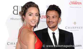 Peter Andre and Emily MacDonagh celebrate wedding anniversary with incredible spread